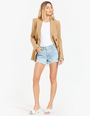 Parker Vintage Loose Cut Off Short