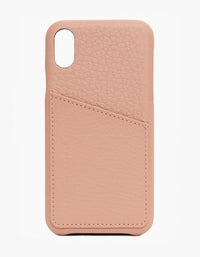 Hunter And Fox iPhone X/XS Case - Dusty Pink