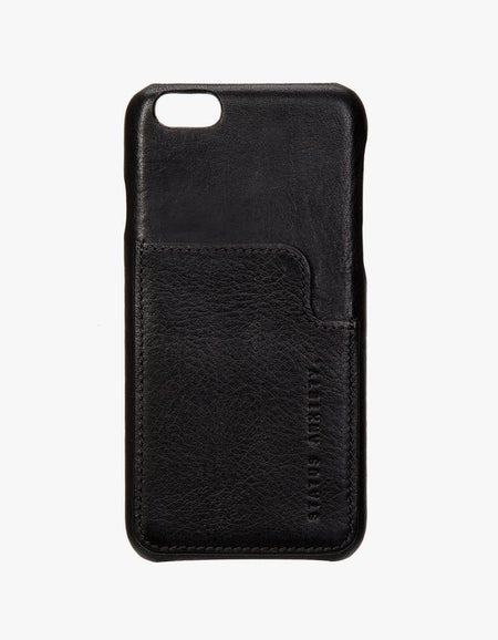 Hunter And Fox iPhone 7 & 8 Case - Black