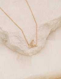 All You Need Necklace - 14k Gold