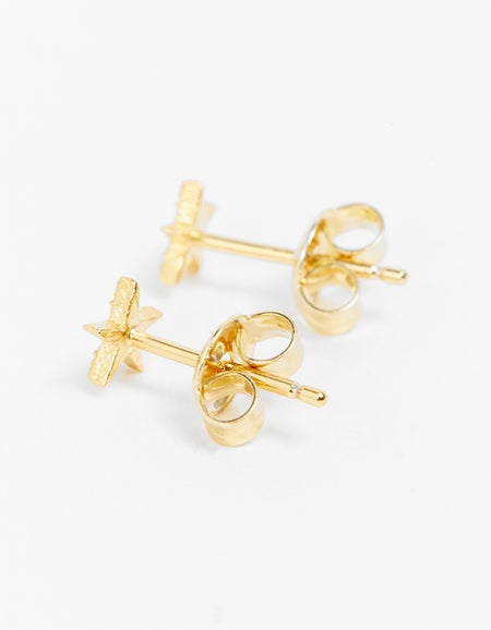 By Charlotte x Superette Be Your Own Light Earrings - Gold