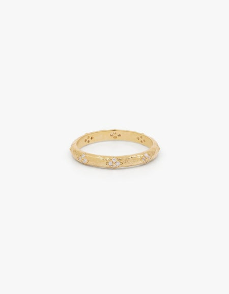 Luminous Ring - Gold Plated