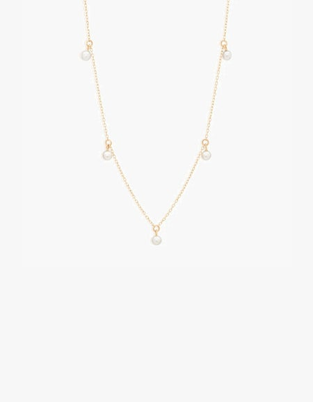 Peace Lover Necklace - 14k Gold
