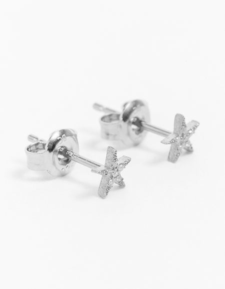 By Charlotte x Superette Be Your Own Light Earrings - Silver