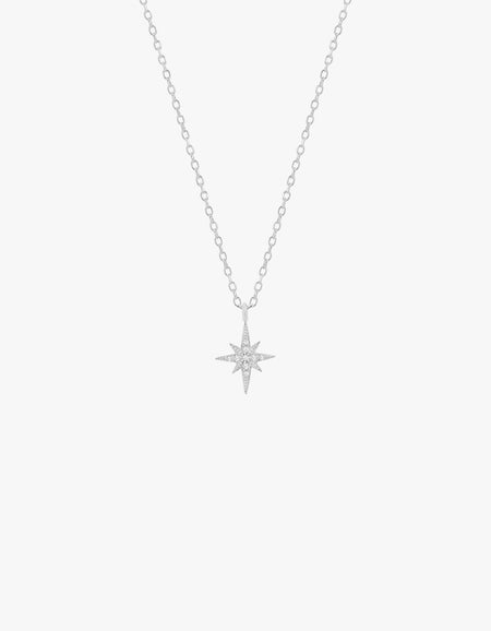Starlight Necklace - Sterling Silver