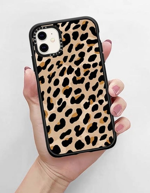iPhone 11/XR Spotted Case - Leopard