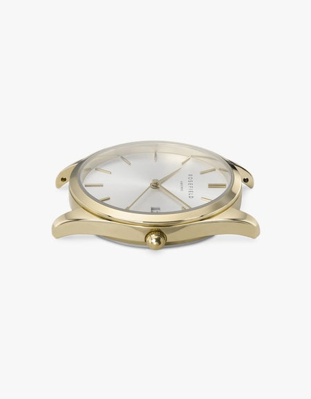 The Ace Watch - Gold/Silver Duo
