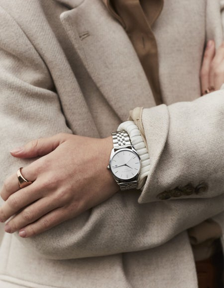 The Ace Watch - Silver