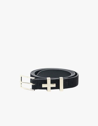 The Brooklyn Suede Belt