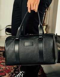 The Tour Duffle - Black