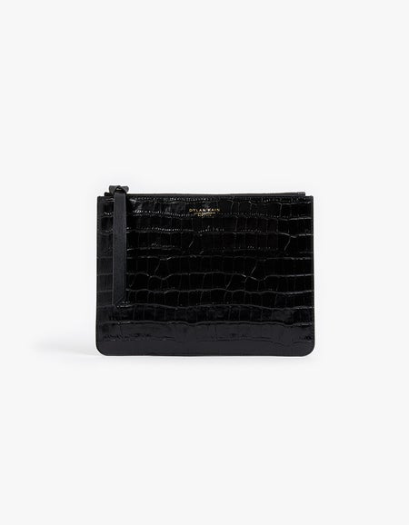 The Nenah Pouch - Light Gold