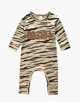 Mini Wildcat Romper