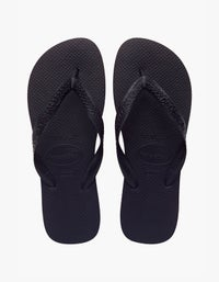 Mens Top Jandal - Black