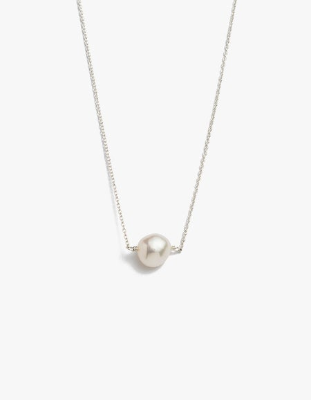Pearl Choker - Gold Plated