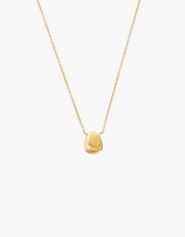 Molten Necklace - 18K Gold Plated