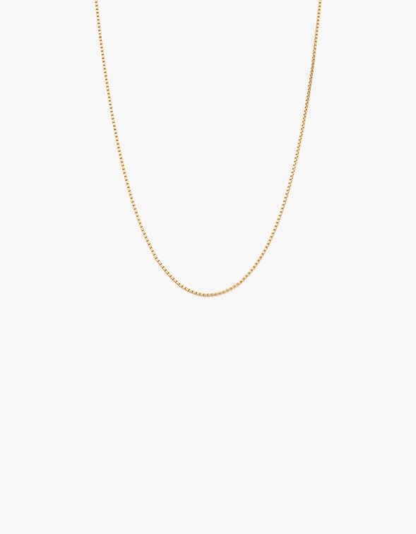 Intertwine Chain Necklace - 18K Gold Plated