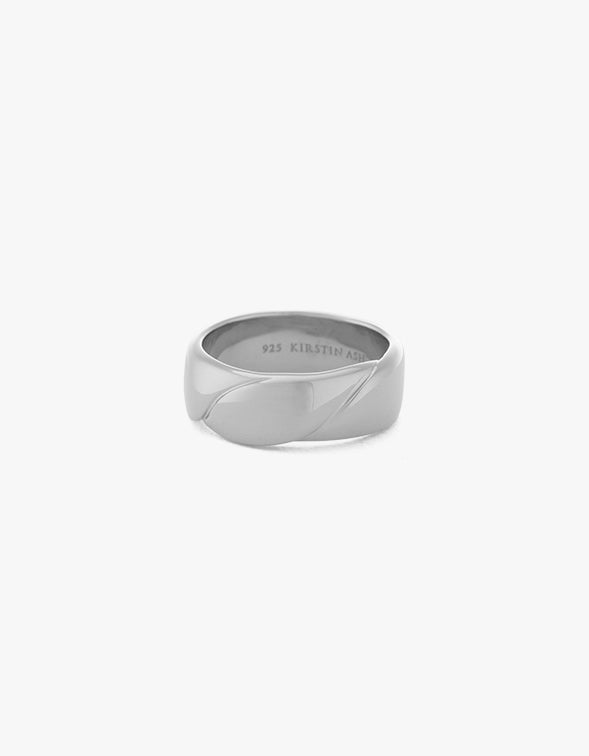 Embrace Ring - Sterling Silver