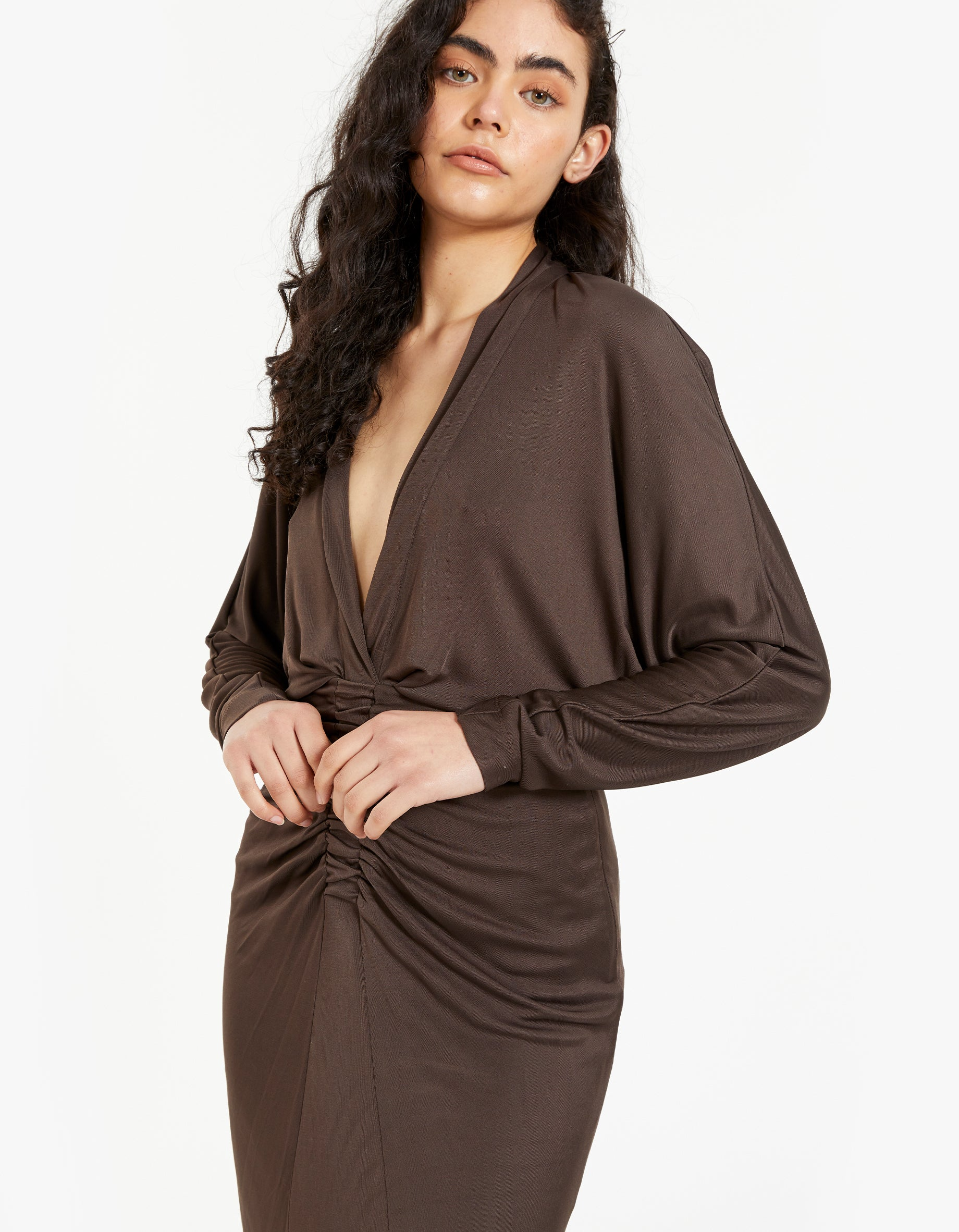 Sweet Obsession Dress - Chocolate