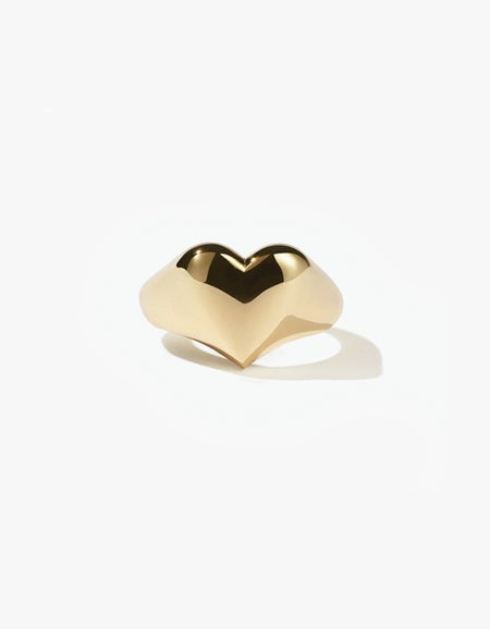 Camille Ring - Gold Plated