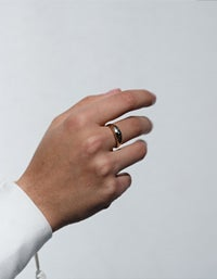 Claude Ring - Sterling Silver