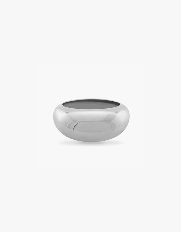 Courbure Ring - Sterling Silver