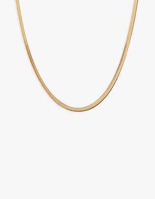 Hailey Snake Necklace 4MM