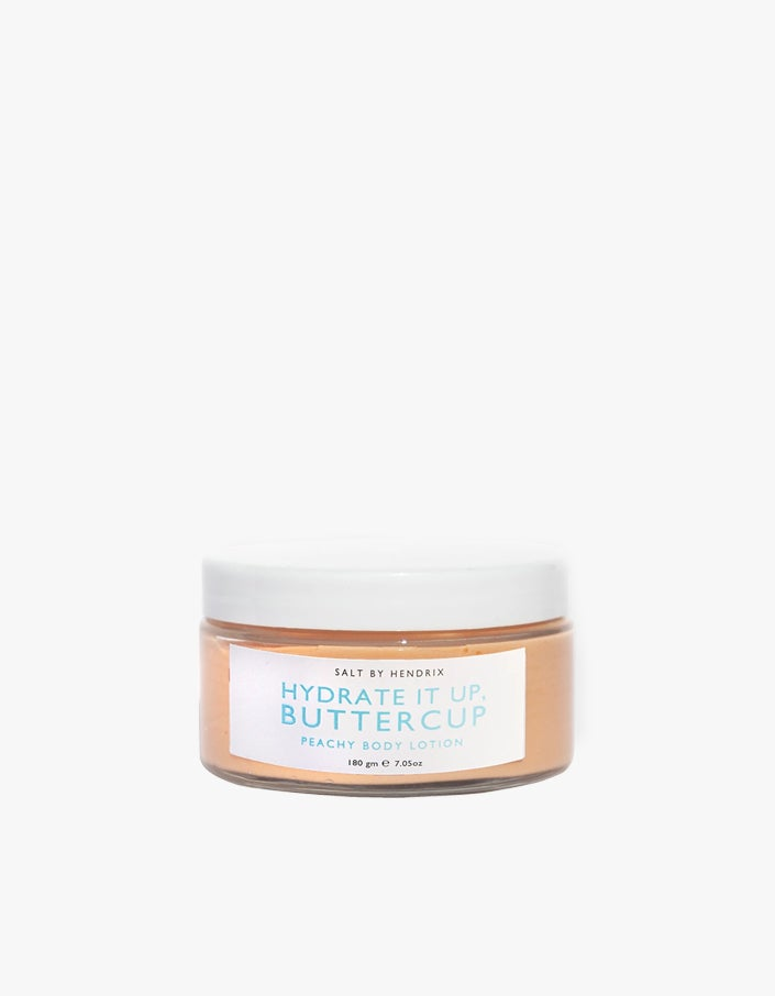 Hydrate it up Buttercup - Peachy Body Lotion