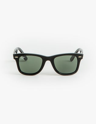 Wayfarer - Black/Crystal Green
