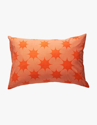 Poppy Cotton Pillowcase Single