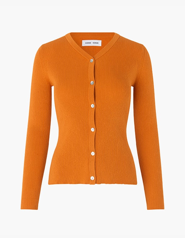 Everly Cardigan 13998 - Golden Ochre