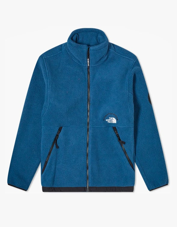 NSE Pumori Exped Jacket - Blue Wing Teal
