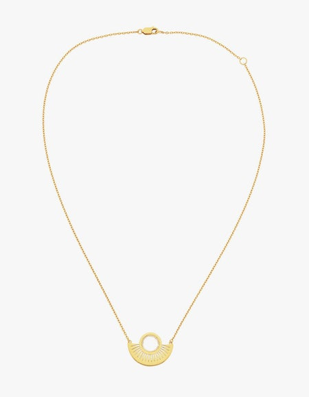 Pocket Full of Sunshine Necklace - Gold Plated